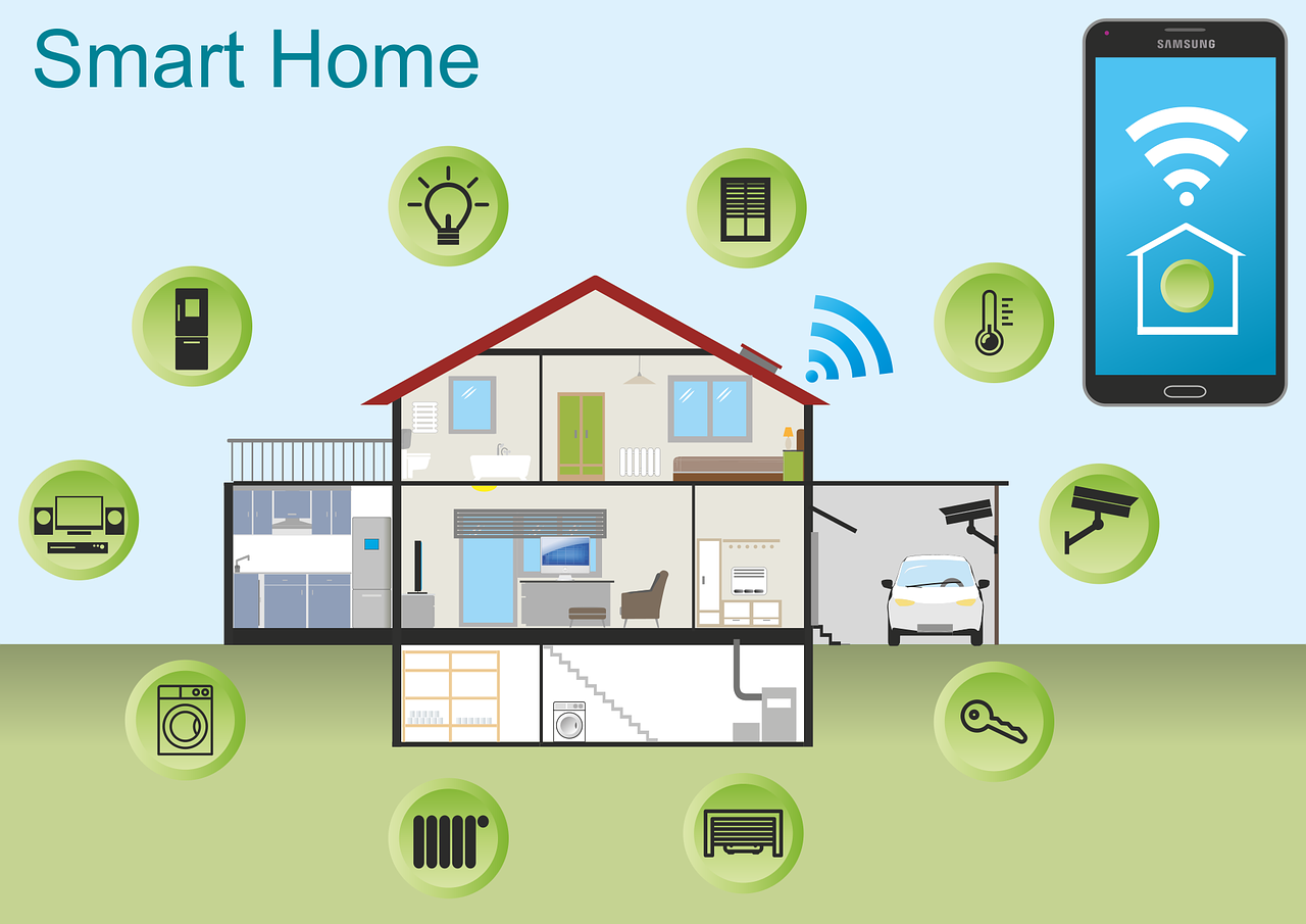 convert your ordinary home into Smart home